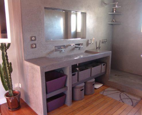 Salle de bain - Maroc Design