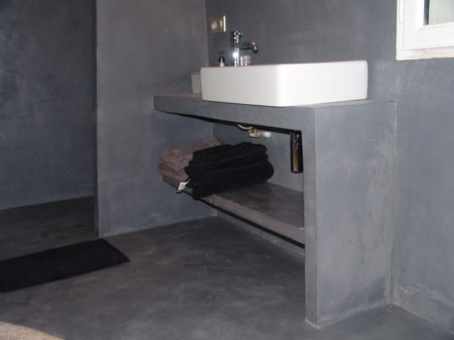 Hammams et salles de bain en tadelakt de Marrakech
